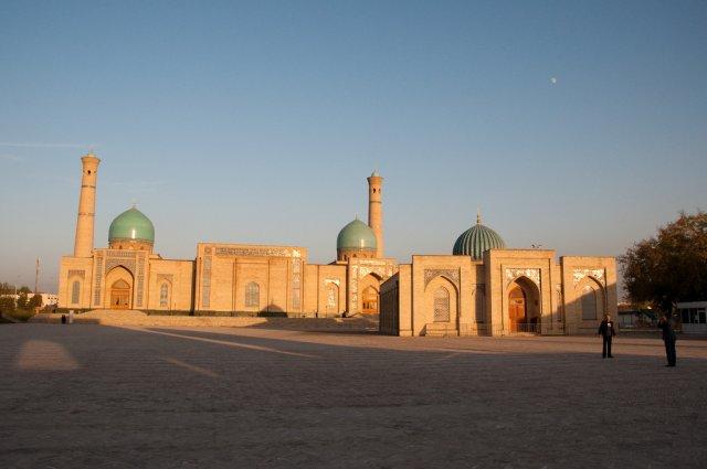 Мечеть Хастимом в Ташкенте, Узбекистан