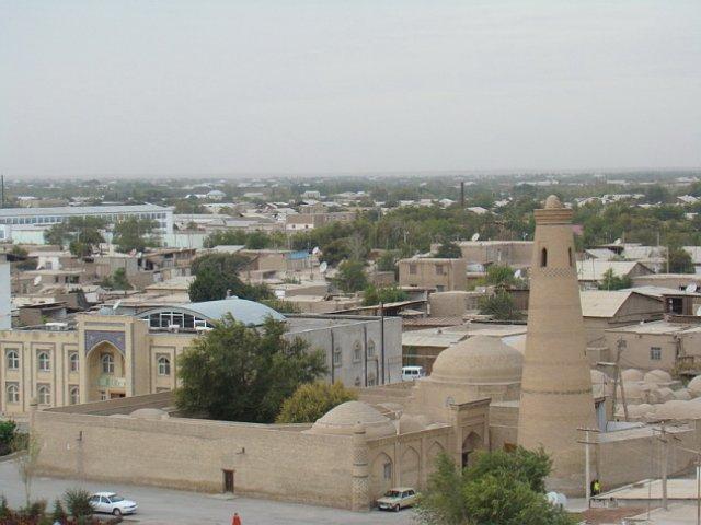 Город Хива, Узбекистан