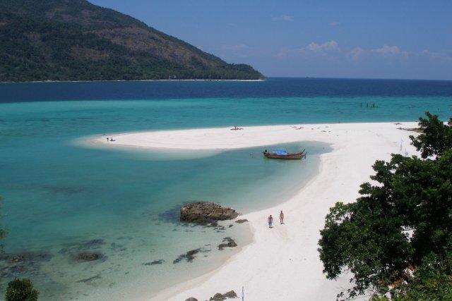 Карма бич, остров Ко Липе, Таиланд