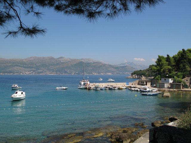 Остров Колочеп, Хорватия