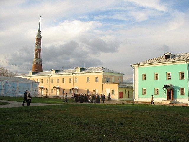 Коломна, Россия