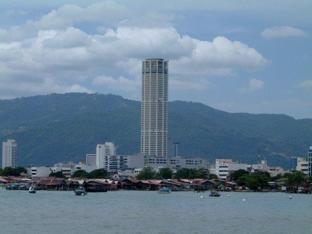Торговый центр Комтар, Джорджтаун, Малайзия
