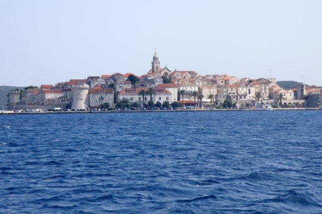 Корчула, Хорватия