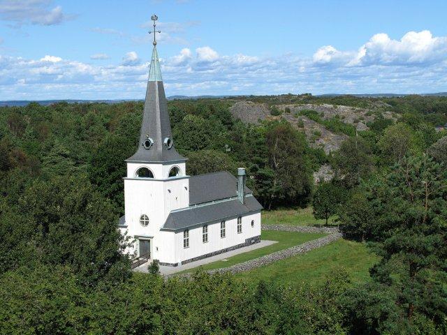 Церковь Кристины, Швеция