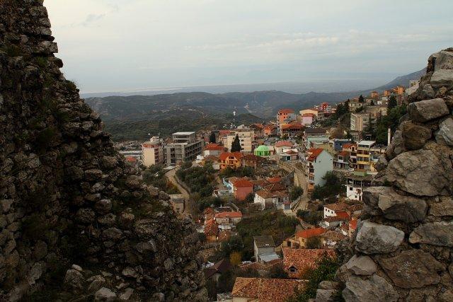 Город Круя, Албания
