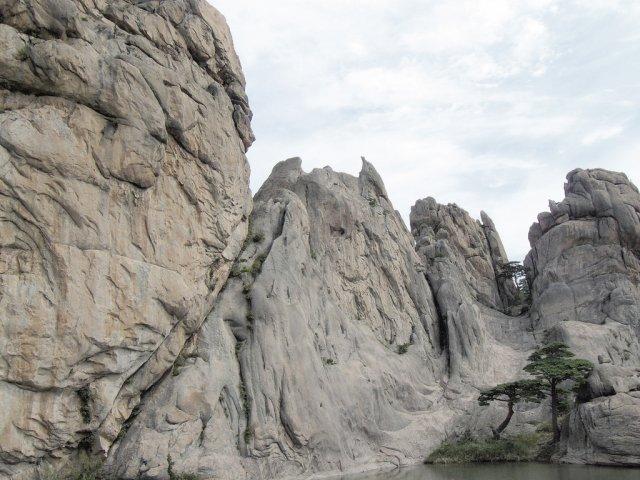 Гора Кымгансан, Северная Корея