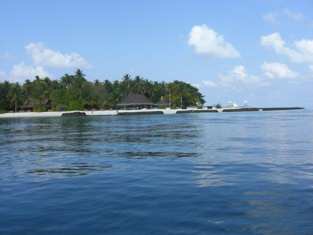 Остров Курамати, Ари атолл, Мальдивы
