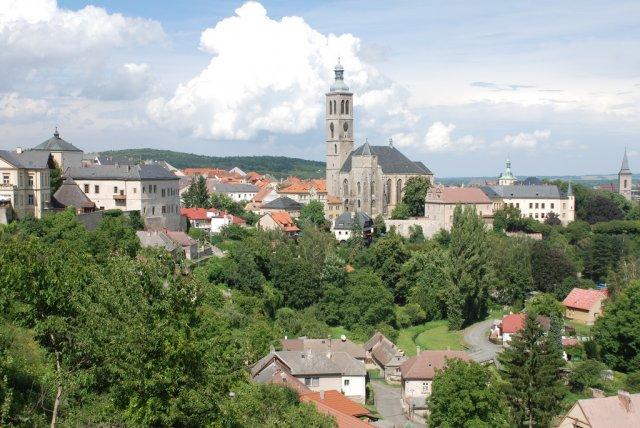 Замок Кутна Гора, Чехия