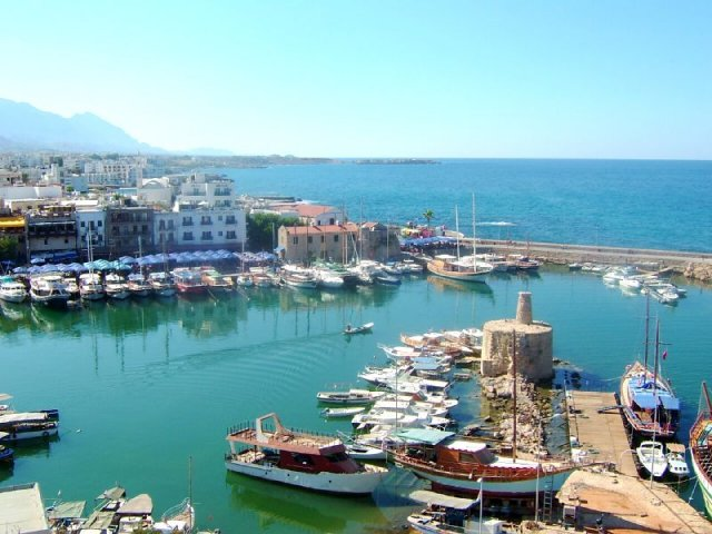 Кирения, Кипр