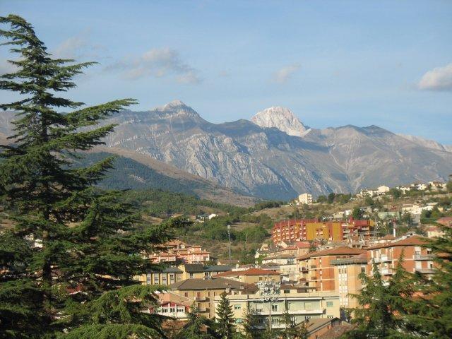 Л'Акуила, Италия