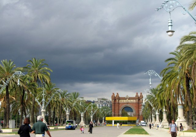 Парк в Барсолонете
