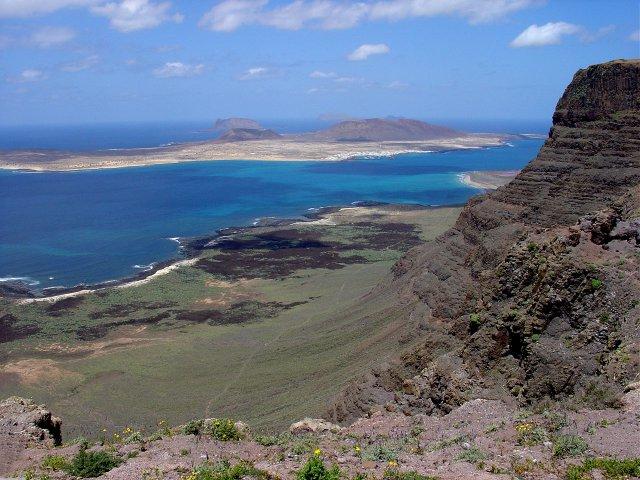 Остров Грасиоса, Канарские острова, Испания