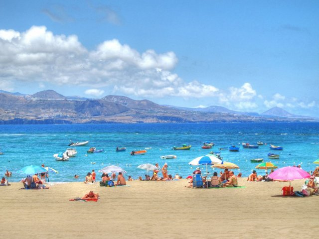 Остров Пальма, Канарские острова, Испания