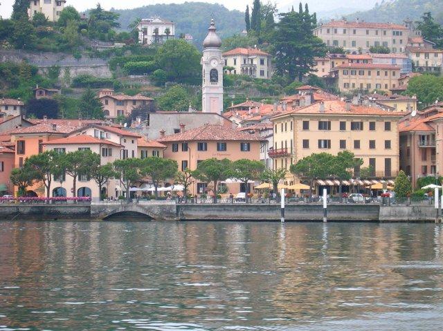 Озеро Комо, Италия