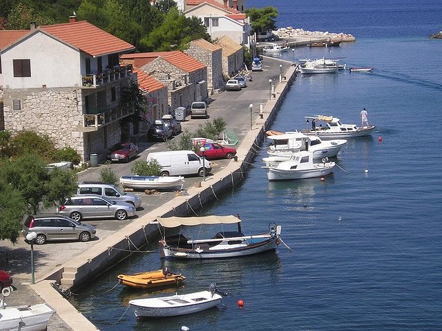 Ластово, Хорватия