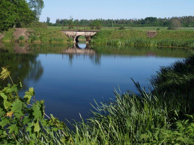 Пейзажи Латвии