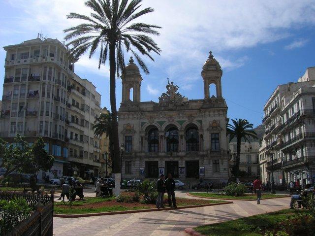 Театр d'Oran, Алжир
