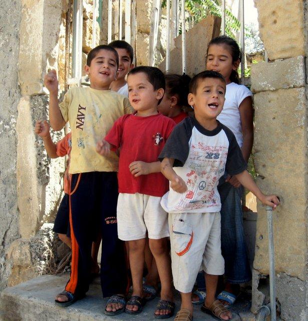 Юные певцы Никосии, Кипр
