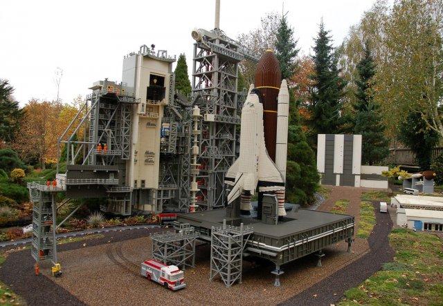 Космический Центр Кеннеди, Леголэнд, Дания