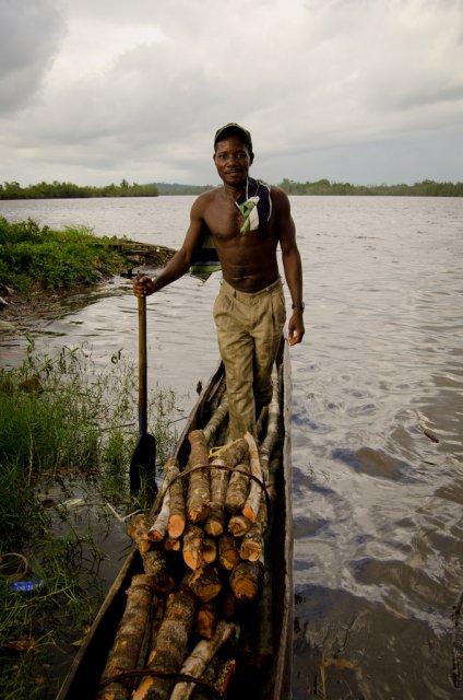 Либерия, Африка