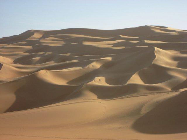 Ливийская пустыня, Сахара