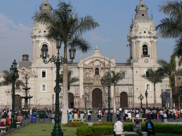 Кафедральный собор, Лима, Перу