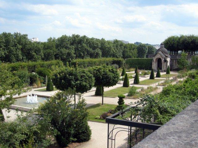 Парк в Лиможе, Франция