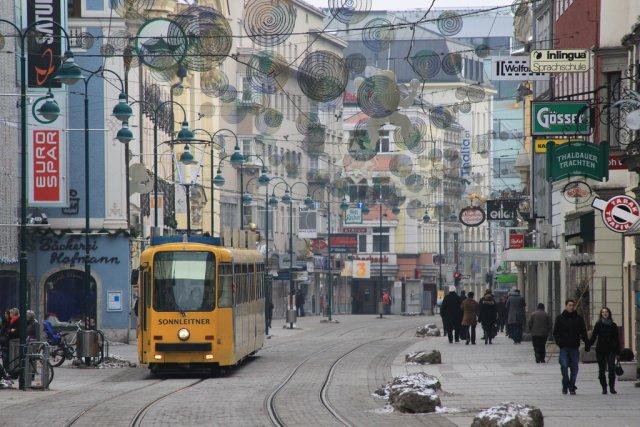 Линц, Австрия