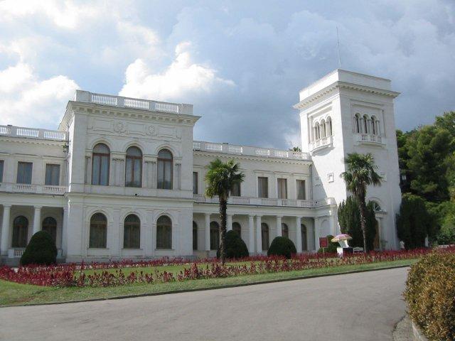 Ливадийский Дворец, Крым, Украина