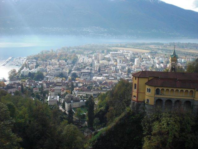Локарно, Швейцария
