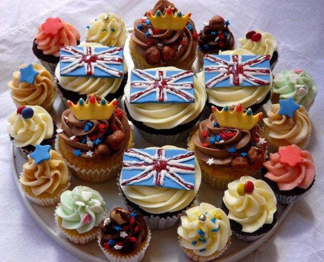 Лондонские кексы, Лондон, Великобритания