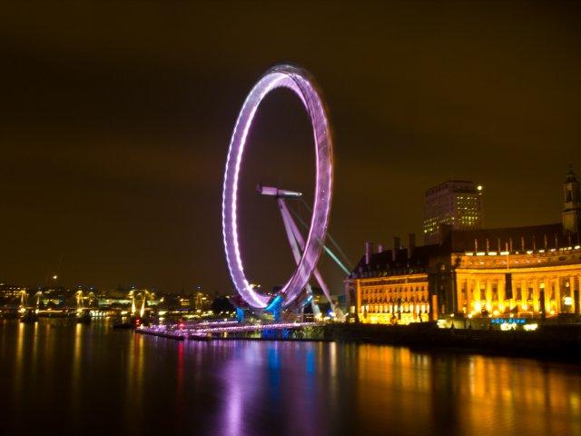 Лондонский Глаз, Лондон, Великобритания