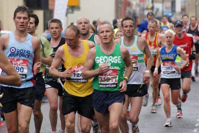 Лондонский марафон, Великобритания