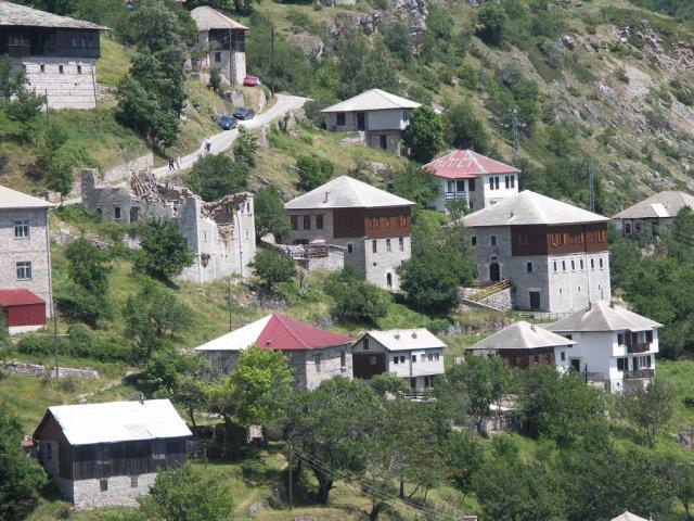 Деревня в Македонии