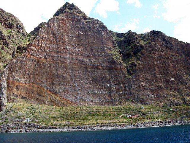 Прибрежные скалы, Мадейра