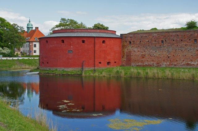 Замок Мальмёхус, Швеция