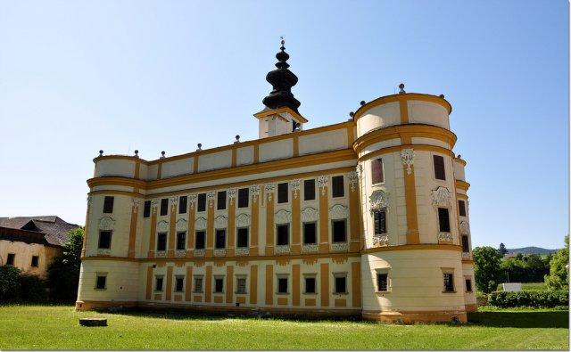 Замок Маркушовце, Словакия