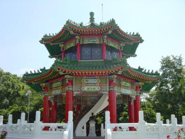 Часовня Martyr's Shrine, Тайбэй, Тайвань