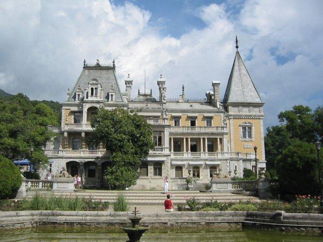 Массандровский Дворец, Крым, Украина