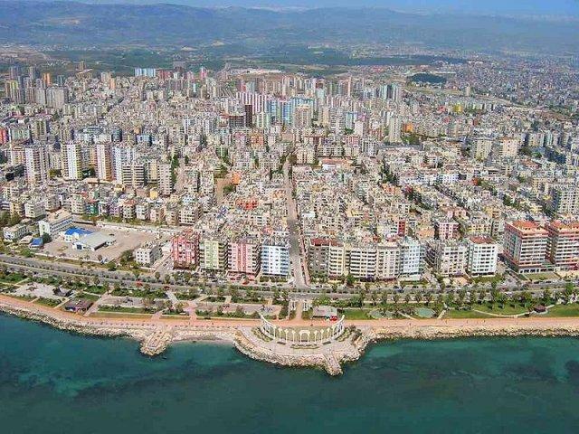 Мерсин, Турция