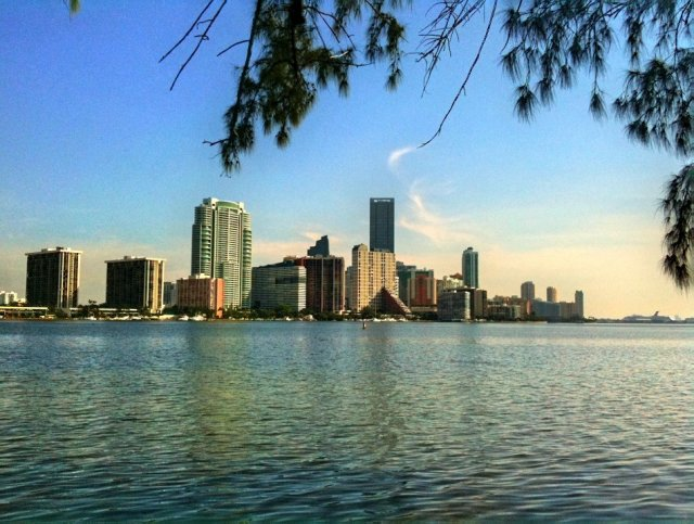 Небоскребы Майами, США