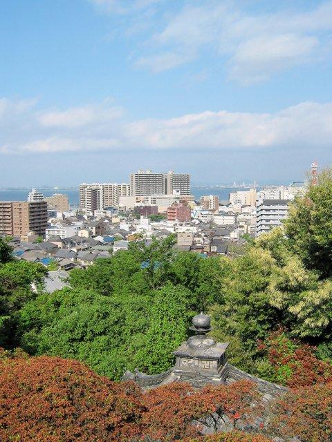 Город Оцу, Япония