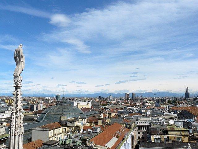 Милан, Ломбардия, Италия