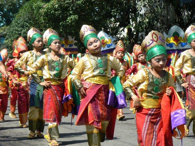 Фестиваль на острове Минданао, Филиппины