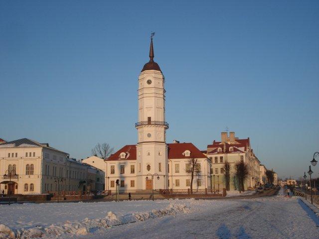 Городская ратуша, Могилев, Беларусь