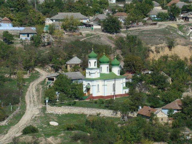 Деревенская церковь, Молдова