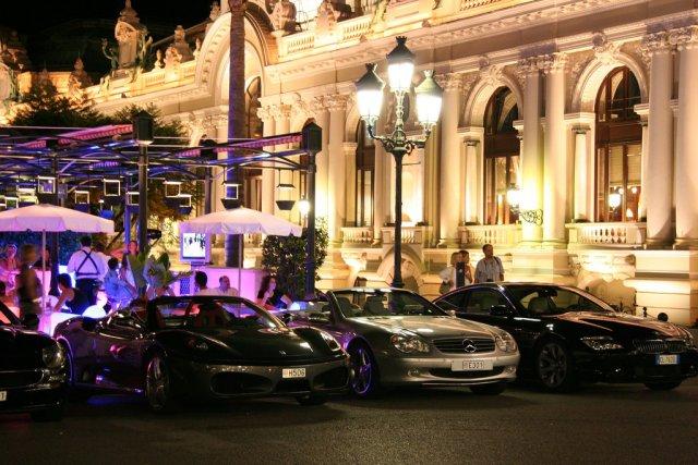 Автомобили Монако