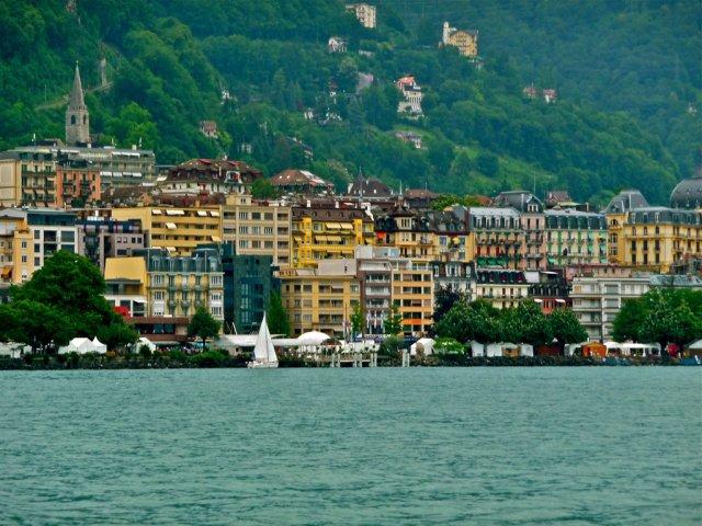 Монтрё, Швейцария