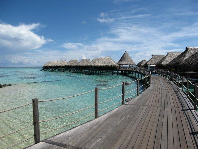 Муреа, Француская Полинезия