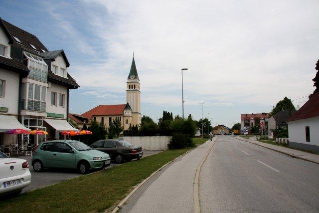 Моравске Топлице, Словения